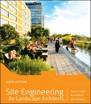 Site Engineering For Landscape Architects